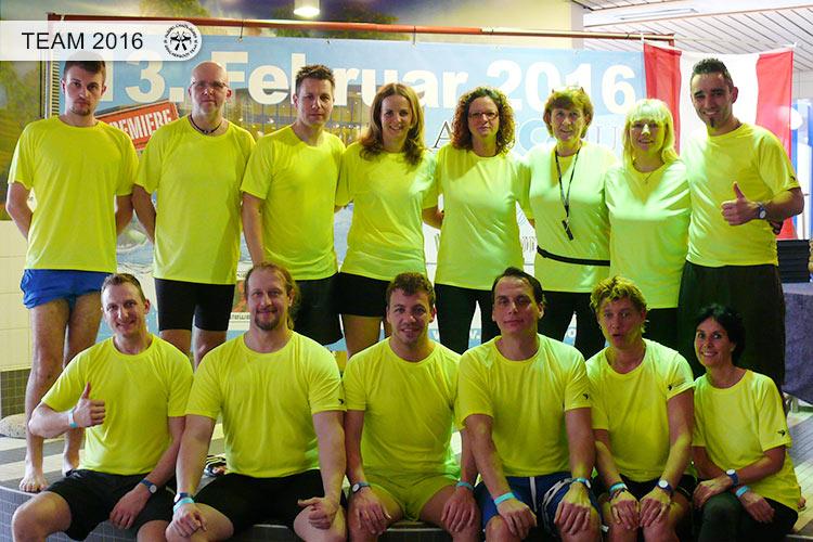 Drachenboot Dueren Team Borken 2016