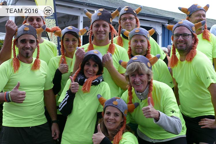 Drachenboot Dueren Team Essen-Kettwig 2016