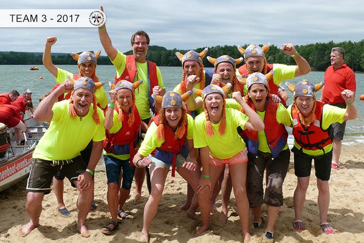 Drachenboot Dueren Team3 Dueren 2017