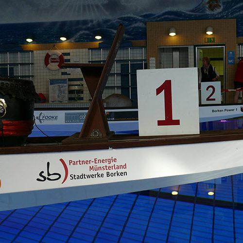 Drachenboot Aquarius Indoorcup Borken 2016