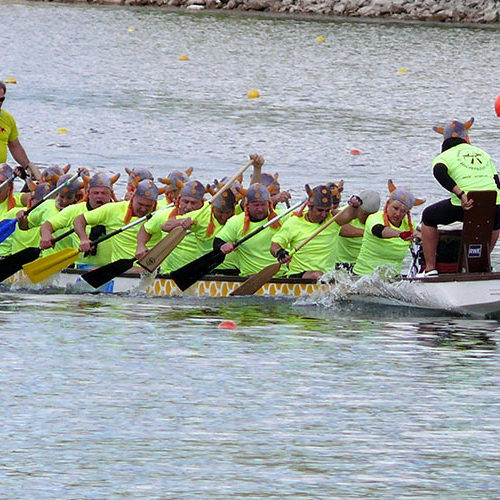 Drachenboot Festival Koeln 2017