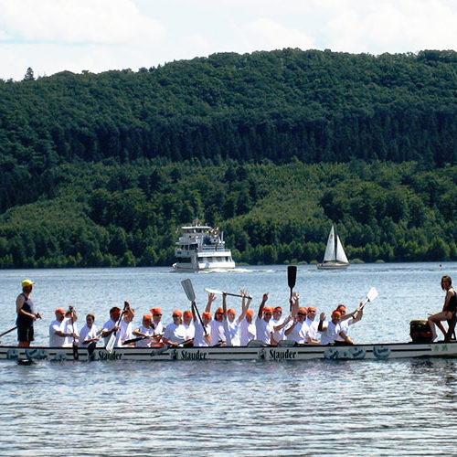 Drachenboot Rurseecup 2007