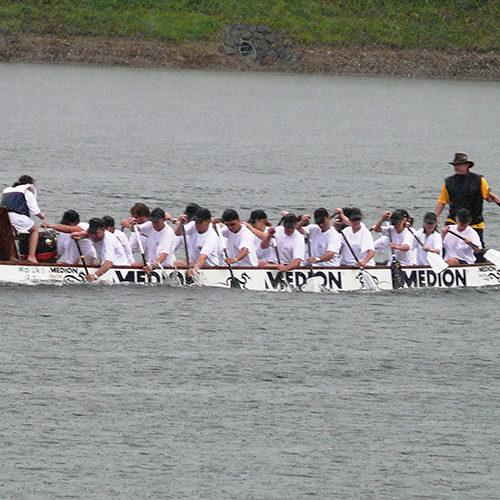 Drachenboot Rurseecup 2008