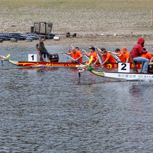 Drachenboot Rurseecup 2011