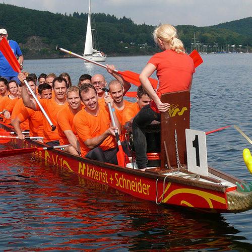 Drachenboot Rurseecup 2012
