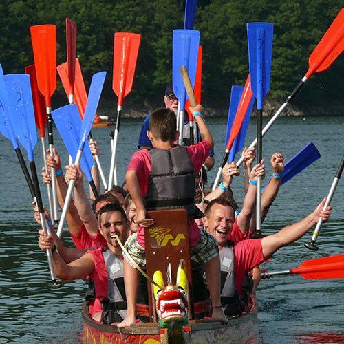 Drachenboot Rurseecup 2013