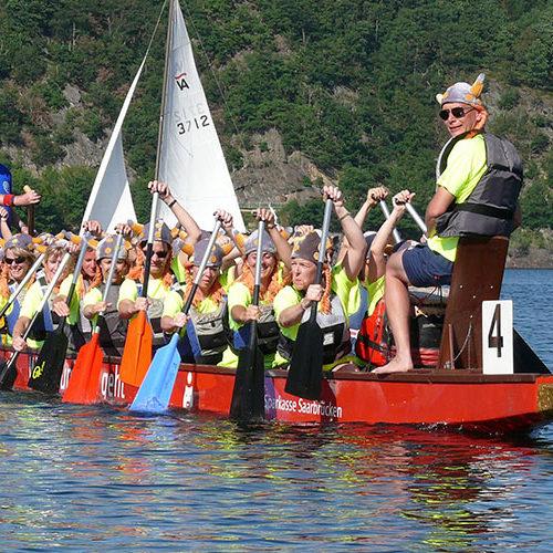 Drachenboot Rurseecup 2017