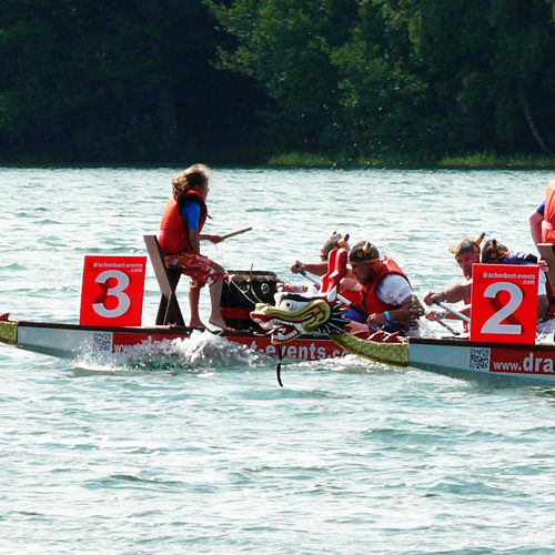 Drachenbootrennen Dueren 2015
