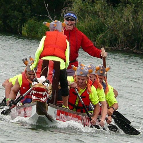 Drachenbootrennenn Dueren 2017
