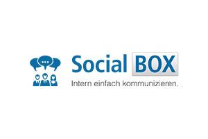 SocialBOX - Intern einfach kommunizieren