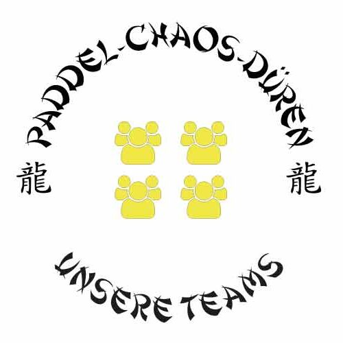 Paddel-Chaos-Dueren Teams