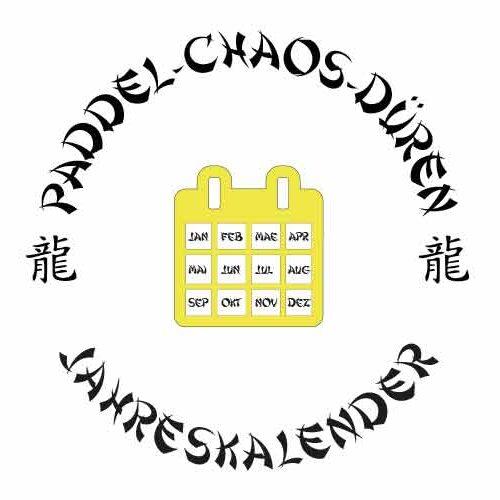 Paddel Chaos Dueren Kalender