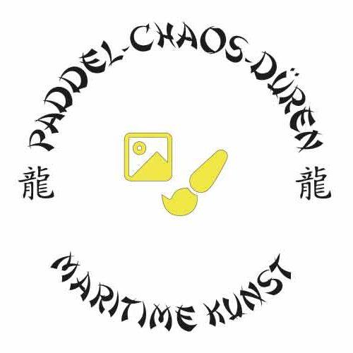 Paddel Chaos Dueren Maritime Kunst