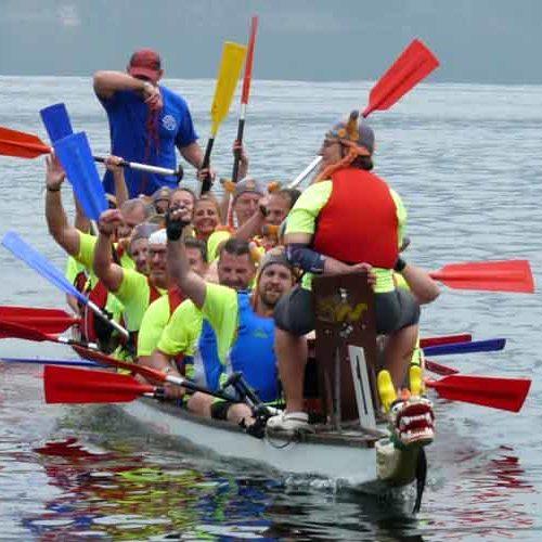 Drachenboot Rurseecup 2018