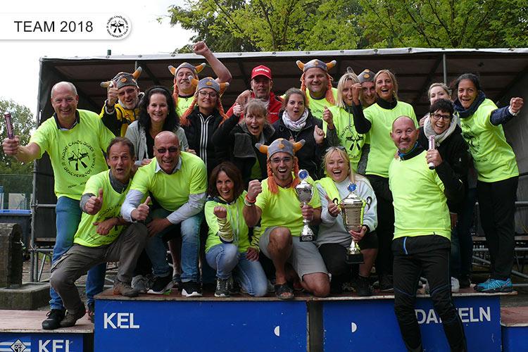 Drachenboot Dueren Team Datteln 2018