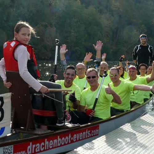 Kettwiger Drachenbootregatta 2018