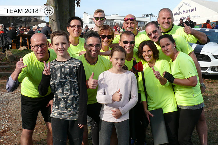 Drachenboot Dueren Team Essen Kettwig 2018