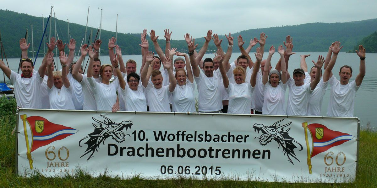 Drachenboot Rurseecup 2015