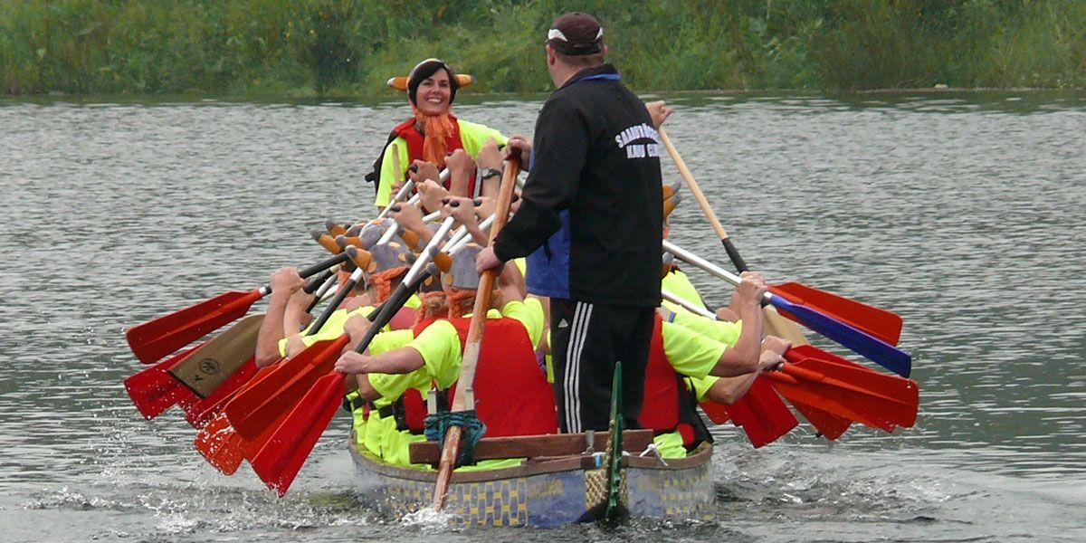 Drachenboot Rurseecup 2016