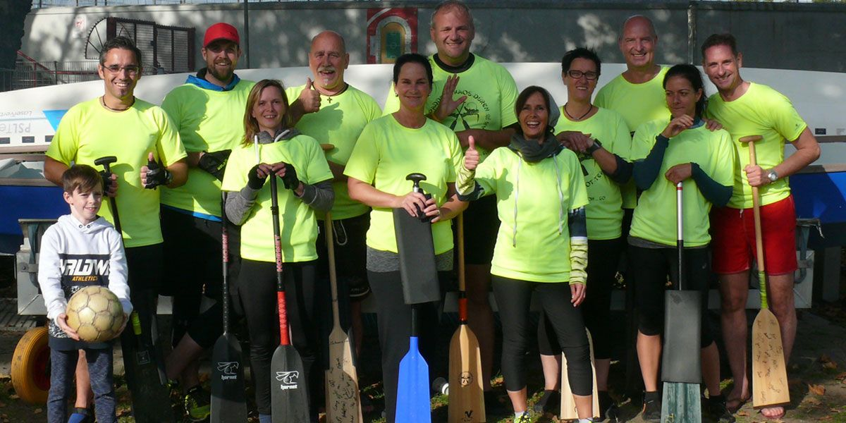 Drachenbootrennen Oberhausen 2018