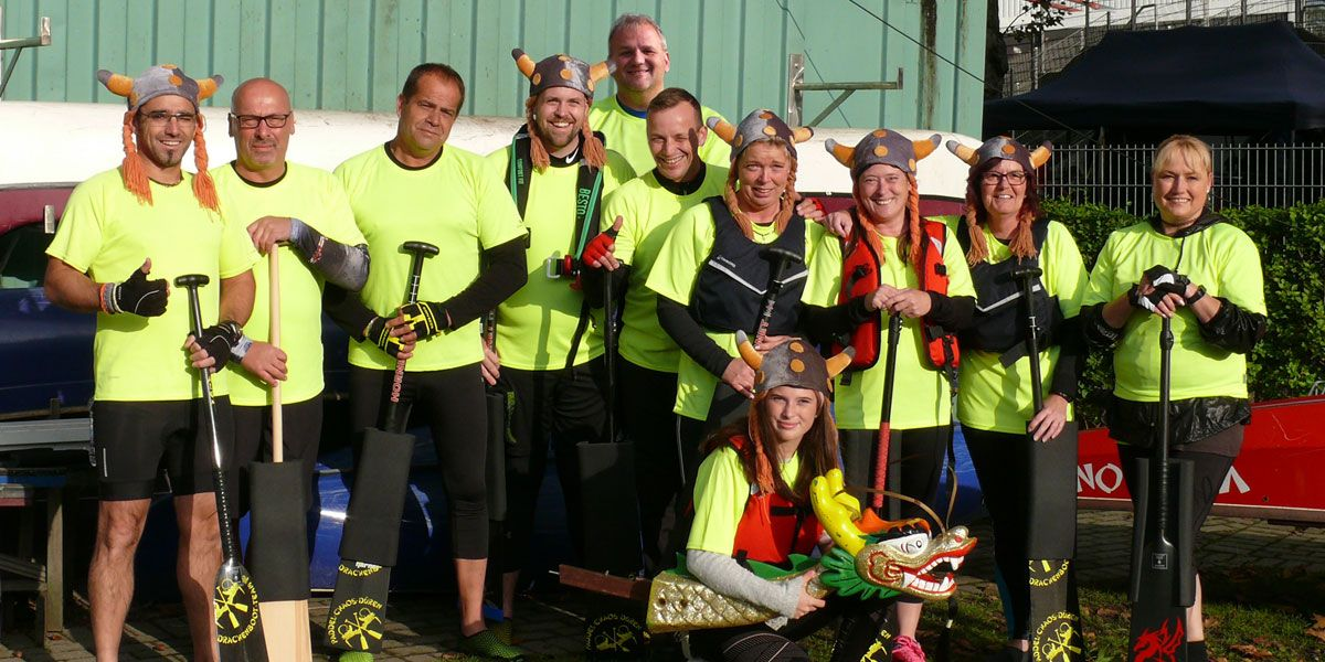 Drachenbootrennen Oberhausen 2019
