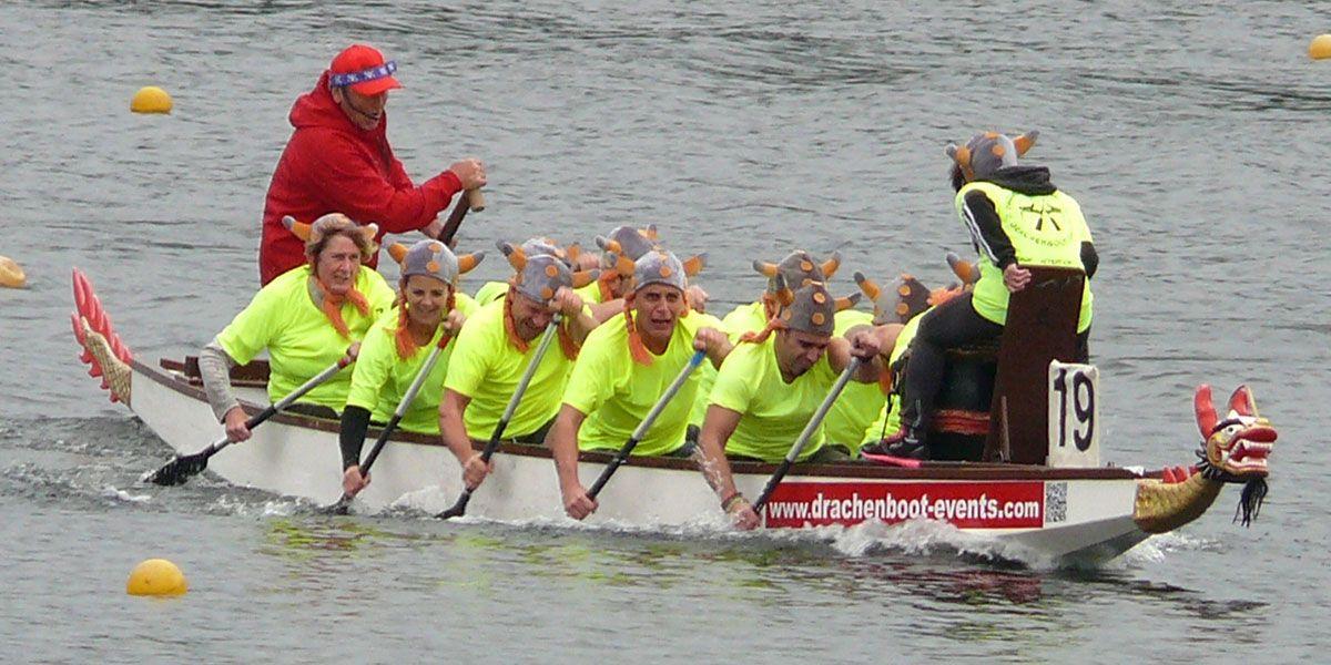 Kettwiger Drachenbootregatta 2016