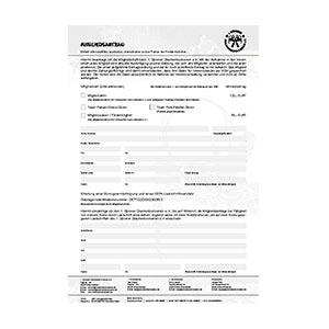 Mitgliedsantrag Dürener Drachenbootverein